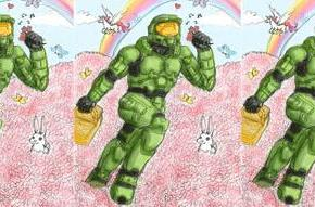 Halo 3 has a happy ending, or how I learned to love YTMND