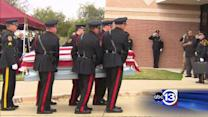 Memorial honors slain Kaufman Co. DA, wife