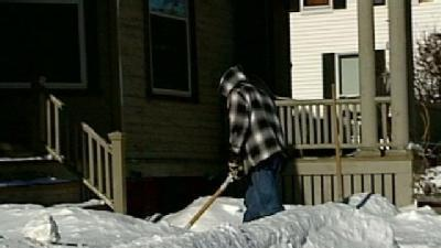 State Cleans Up From Storm