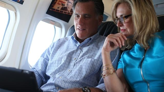 Romney sees no bounce after RNC