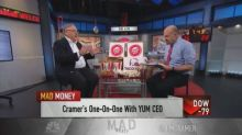 CEO of world's largest restaurant company talks chasing g...