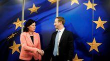 歐盟:不會接受 Facebook 關於法規制定的建議