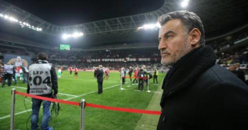 Foot - L1 - ASSE - Christophe Galtier (ASSE) n'a «rien à reprocher» à ses joueurs