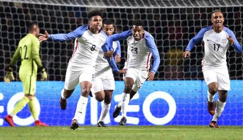 International: Schalkes McKennie trifft bei US-Debüt gegen Portugal
