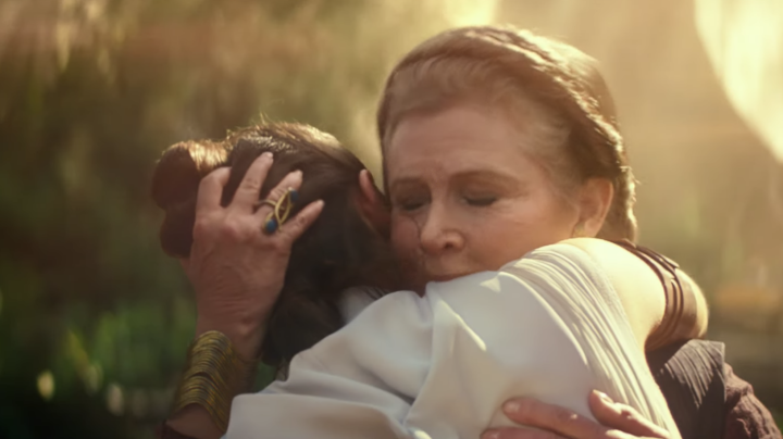 'Rise of Skywalker' trailer hints at tragic conclusion