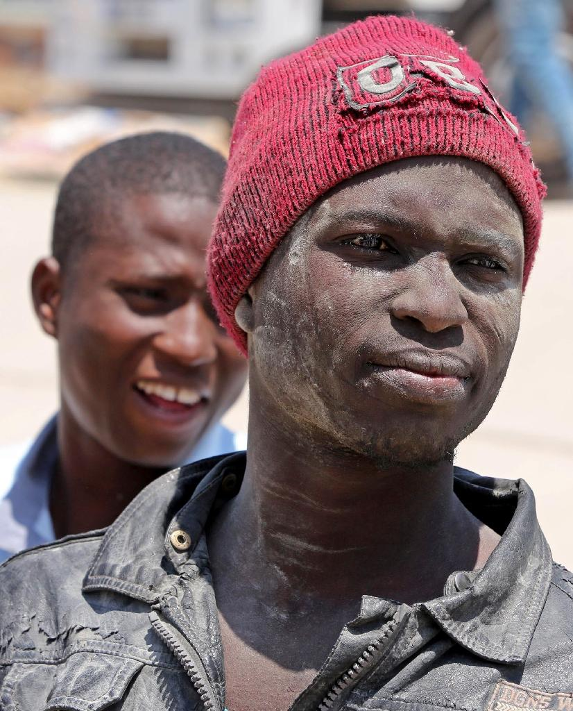 Migrants labour in Libya to keep Europe dream alive