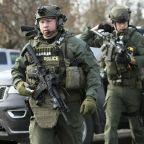 Aurora shooting: Gunman kills five at warehouse where he worked before he is shot dead