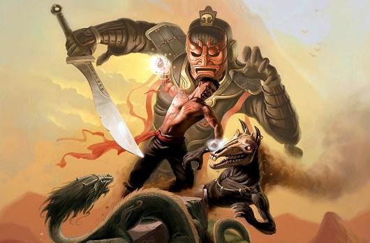 Jade Empire still 'near and dear' to BioWare