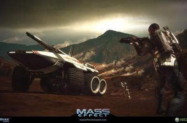 Mass Effect combat video uses the force