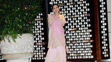 Celebrities come to celebrate the engagement of Isha Ambani to Anand Piramal