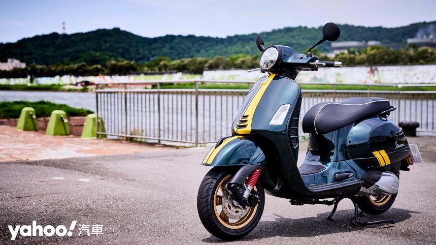 自由誠可貴的二輪時光機!2020 Vespa GTS 300 Racing Sixties城郊試駕! - 15