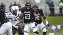 Northwestern RB Justin Jackson is 9th player to have 4-straight 1,000-yard seasons