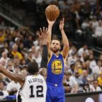 Warriors favored over LeBron and Cavaliers in the Finals