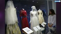Gwen Stefani's And Kate Moss' Wedding Dresses Are On Display At A London Exhibit
