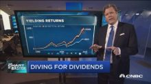 These high dividend stocks are setting up for big returns...