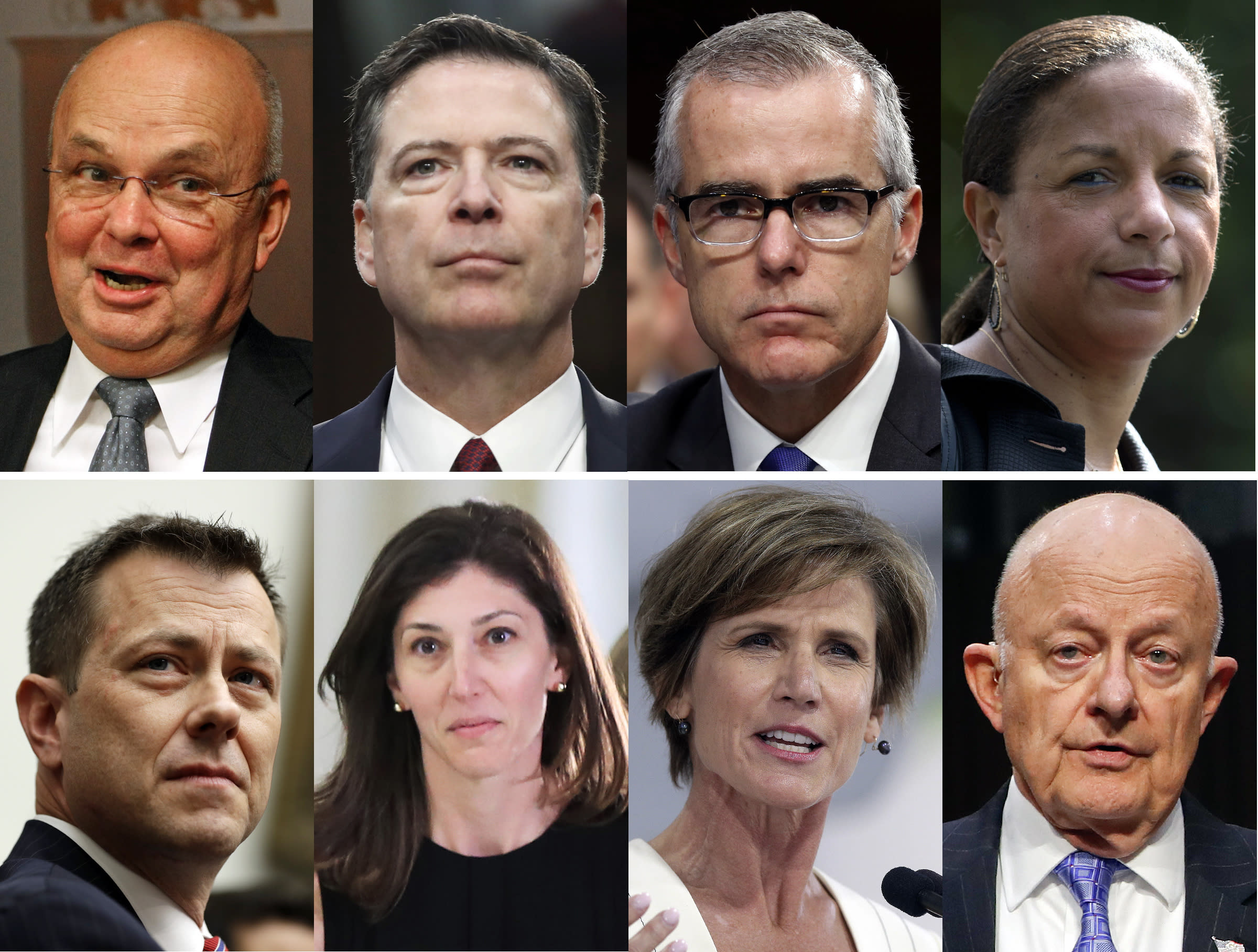 Trump S List Those Who Might Lose Their Security Clearance