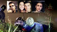 Giustizia per i 4 giovani uccisi da un romeno a Jesolo speronando la loro auto