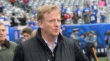 Roger Goodell: 'The NFL stands with the Black community'