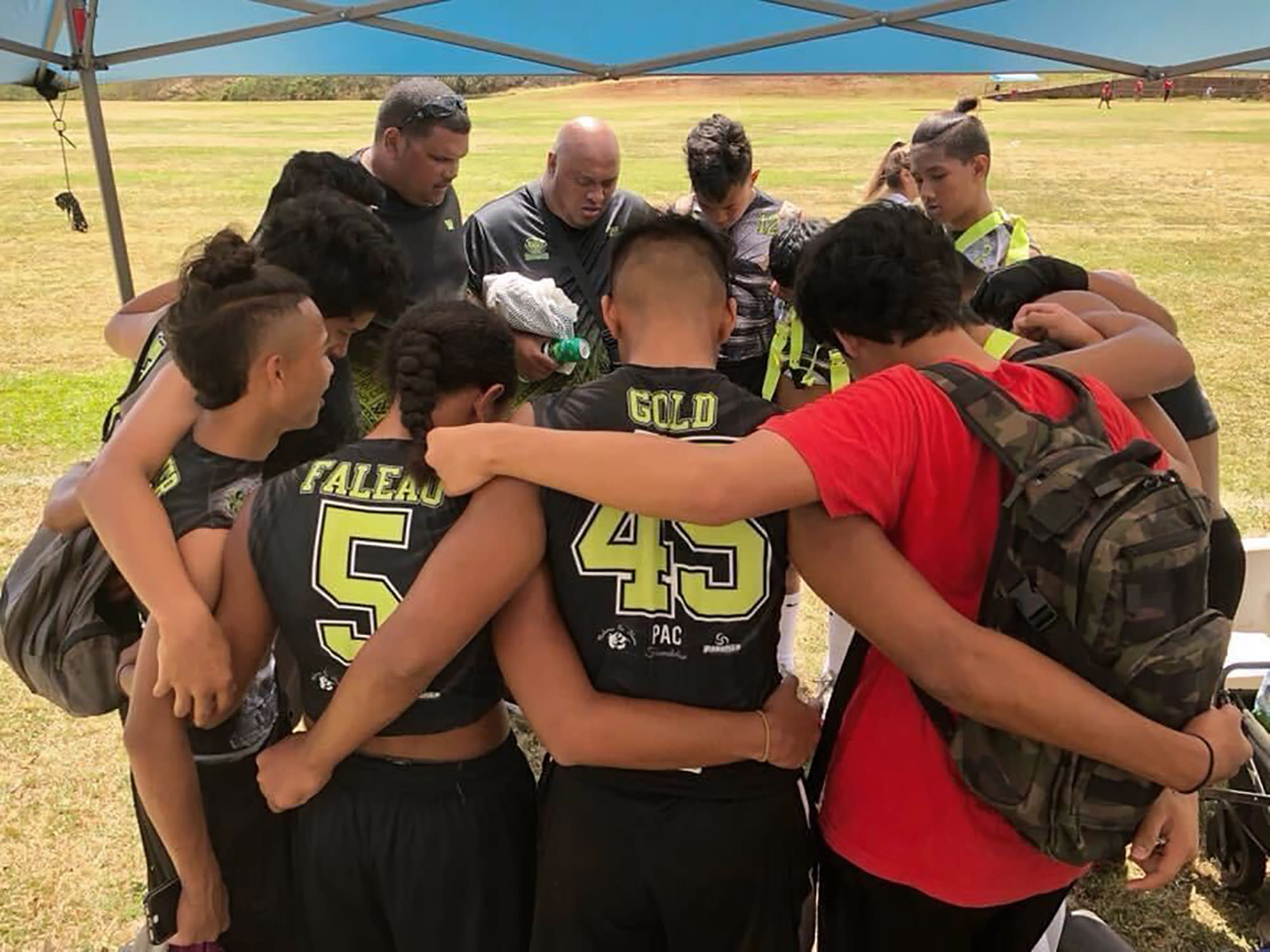 Lives Lost: Hawaii football coach who prepped kids for life