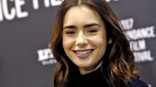 Lily Collins faces her eating disorder in new book and film
