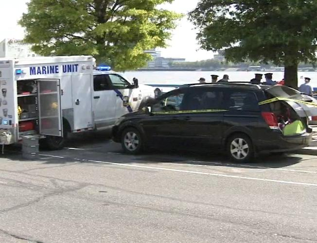 Police: Bodies of married couple pulled from Delaware River, child found  alone in car