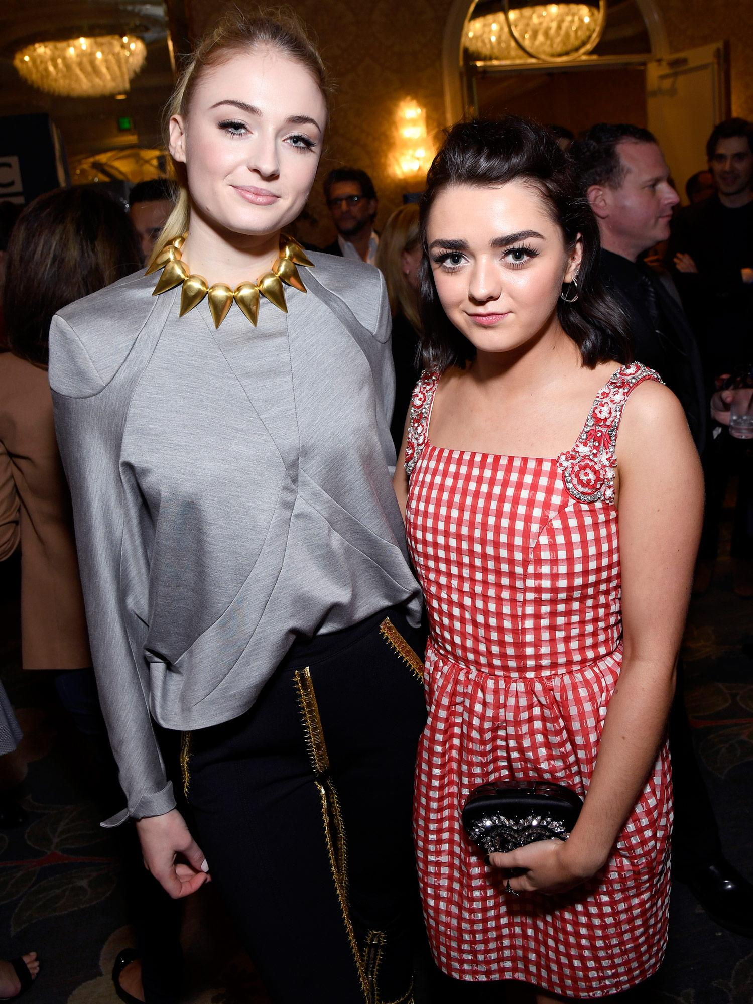 Maisie Williams Wishes Game of Thrones Costar Sophie ...