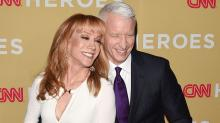 Anderson Cooper Reveals Whether or Not He's Still Friends With Kathy Griffin After She Got Fired From CNN