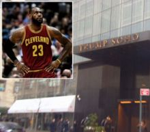 LeBoycott: Hoops Superstar LeBron James Refusing to Stay at Trump Hotels