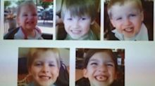 Father handed death penalty for murders of five children