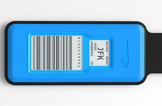 British Airways teams up with Designworks for electronic bag tags that nab info from your smartphone