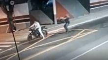 PM há 24 anos afirma que se enganou ao balear motociclista pelas costas