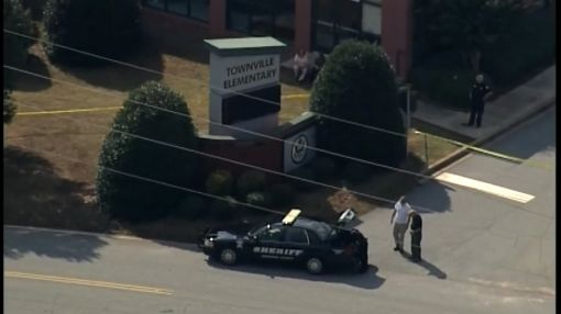 Teen kills father, opens fire on schoolyard in South Carolina