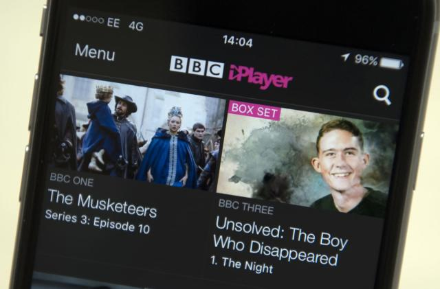 The BBC says it's being squeezed out by Netflix and Amazon