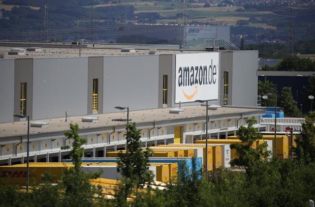 Amazon Germany sees Prime Day strikes over pay and working conditions