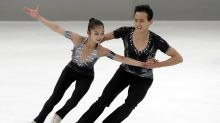 Figure skaters headline North Korea's first ever delegation to a South Korean Olympics