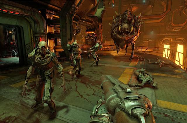 Quakecon's Steam sale offers steep discounts on 'Doom' and 'Wolfenstein'