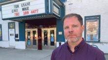 Kensington's historic Plaza Theatre goes up for lease