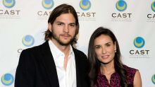 Demi Moore says Ashton Kutcher rationalized his infidelity by citing their past threesomes