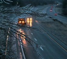 Ice Storms Cause Hazards in Great Plains States