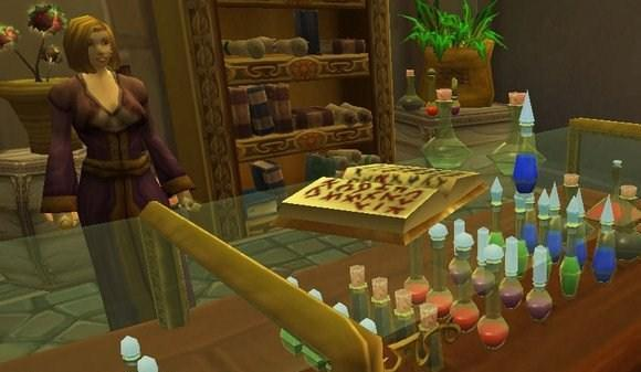 How professions are changing in Warlords of Draenor