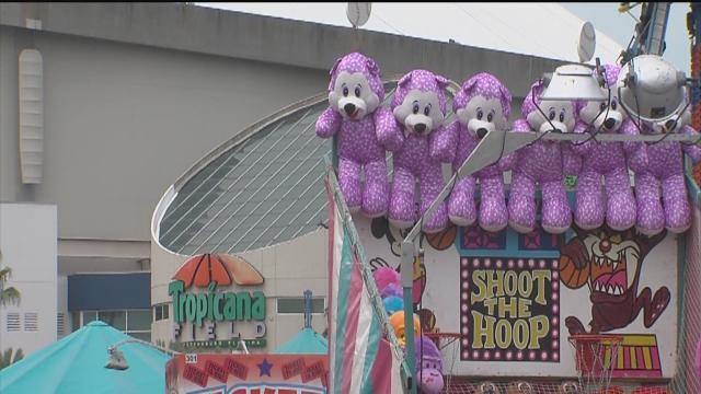 Pinellas County Fair back in business