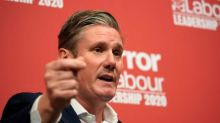 Keir Starmer is 'potential big winner' says Jack Straw, after poll showed voters think he's more like Blair than Corbyn