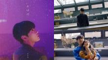龍俊亨與偶像 10cm 權正烈攜手 感性新歌〈陣雨〉突破重圍登上音源榜首!