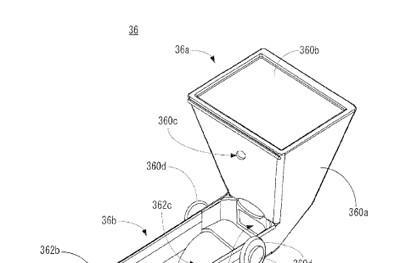 Nintendo patent posits Wiimote touchpad extension, looks like plumbing schematic