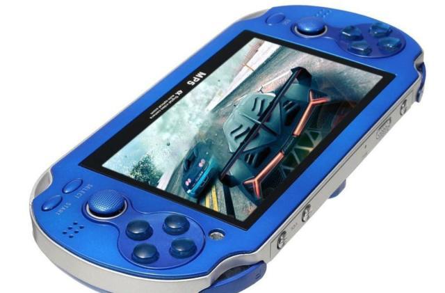 Soulja Boy's latest sketchy console looks like a PS Vita