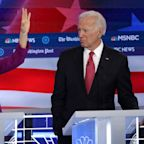 Joe Biden turns impeachment to his advantage in fifth Democrat debate