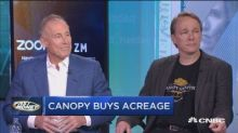 Hot pot deal: Canopy Growth buys Acreage Holdings for $3.4 billion