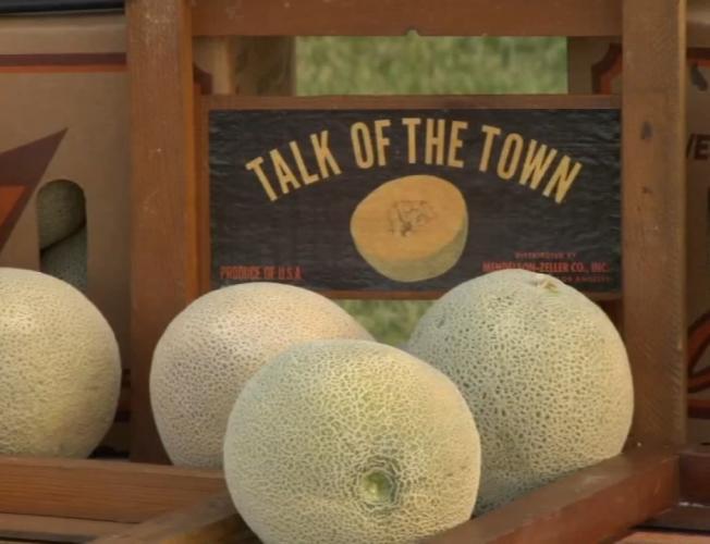 Folks brave the heat for famed Cantaloupe Festival in Firebaugh