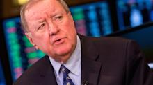 The stock market's 'split personality' could set off a correction at any moment, Art Cashin warns