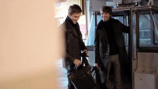 Bally Behind the Scenes Autumn/Winter 2012
